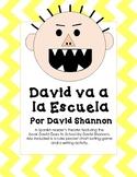 Reader's Theater for David va la Escuela por David Shannon