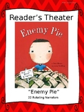 "Reader's Theater for ""Enemy Pie"" by Derek Munson"