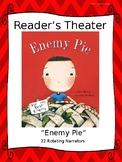 """Reader's Theater for """"Enemy Pie"""" by Derek Munson"""