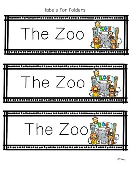Reader's Theater for Kinder Kids with 3 Characters! {Any Time Edition}