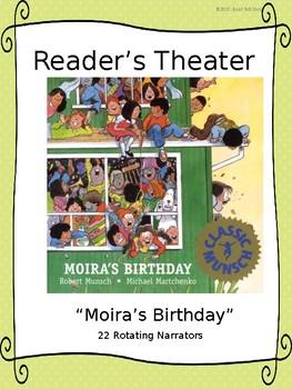 "Reader's Theater for ""Moira's Birthday"" by Robert Munsch"