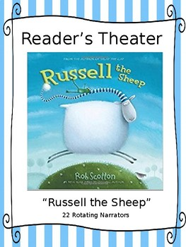 "Reader's Theater for ""Russell the Sheep"" by Rob Scotton"