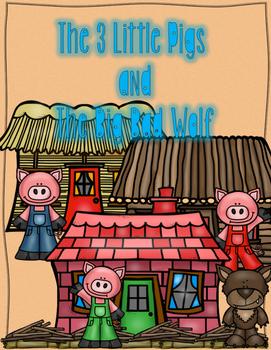 Reader's Theatre: 3 Little Pigs