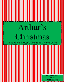 Reader's Theatre: Arthur's Christmas