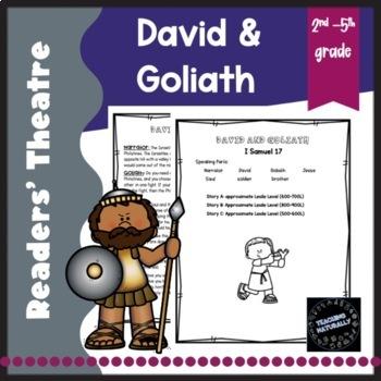 Reader's Theatre: Bible Stories (Set 3)