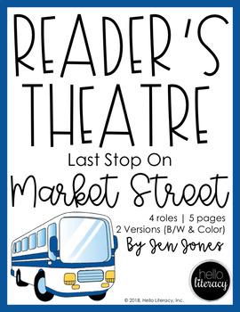 Reader's Theatre: Last Stop On Market Street