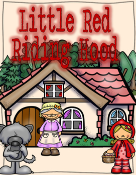 Reader's Theatre: Little Red Riding Hood