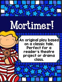 Reader's Theatre: Mortimer