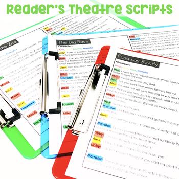 Reader's Theatre Scripts