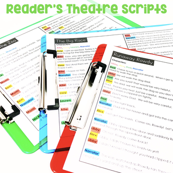 Reader's Theatre Scripts
