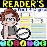 Reader's Theatre Scripts Bundle Includes Comprehension Questions