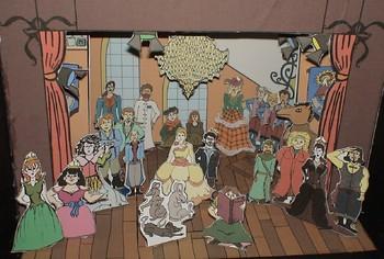 Reader's Theatre Set - Cinderella!