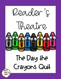 Reader's Theatre - The Day the Crayons Quit
