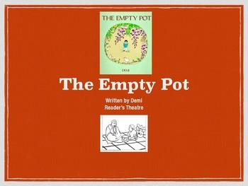Reader's Theatre- The Empty Pot by Demi