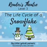 Reader's Theatre: The Life Cycle of a Snowflake; Water Cycle Level 3