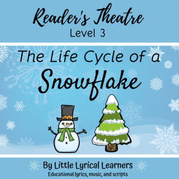 Reader's Theatre: The Life Cycle of a Snowflake