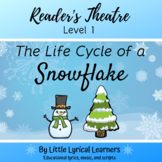 Reader's Theatre: The Life Cycle of a Snowflake; Water Cycle Level 1