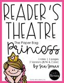Reader's Theatre: The Paper Bag Princess