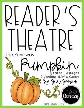 Reader's Theatre: The Runaway Pumpkin