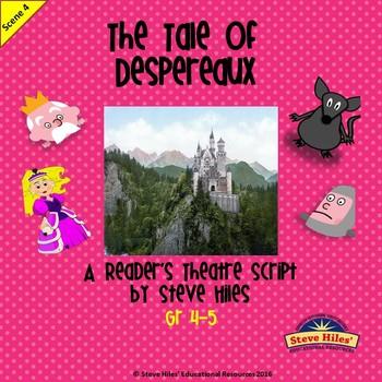 Reader's Theater: The Tale of Despereaux -- Scene #4