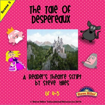 Reader's Theater: The Tale of Despereaux - Scene #3