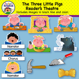 Reader's Theatre: The Three Little Pigs