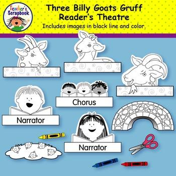 Reader's Theatre: Three Billy Goats Gruff