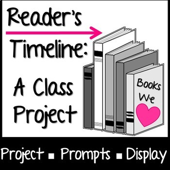 Reader's Timeline: Books We Love - A Class Project