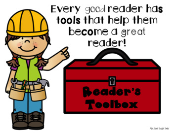 Reader's Toolbox Digital Short Vowel Support Bundle