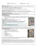 Reader's Workshop Balanced Literacy Lesson Plan (1 week)