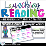 Building A Reading Life  |  Reading Unit