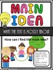 Comprehension Posters & Reading Response Sheets