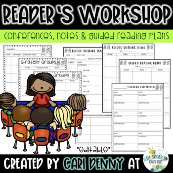 Reader's Workshop: Conference Notes