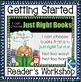 Reader's Workshop | Getting Started Anchor Chart & Poster Set