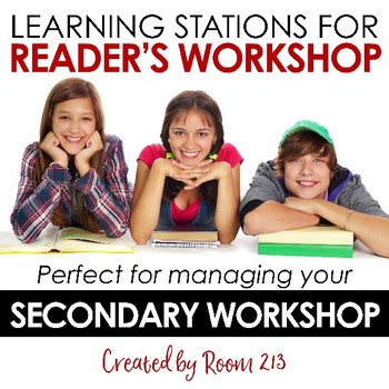 Reader's Workshop Learning Stations