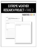 Reader's Workshop - Research Graphic Organizer