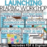 Launching Reading   Reader Conference Forms   Workshop Anchor Charts   First 20