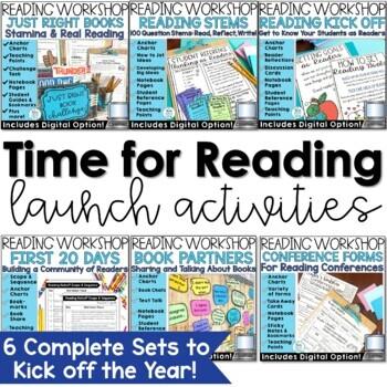 Launching Reader's Workshop