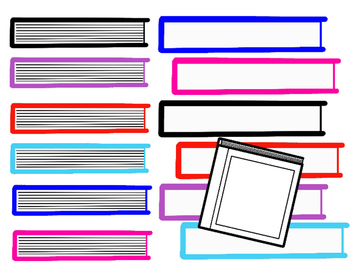 Reader's Workshop Signs/Labels Clipart (Personal & Commercial Use)