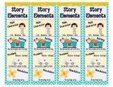 Reader's Workshop Story Elements Bookmark