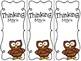 Reader's Workshop Thinking Bookmark Freebie