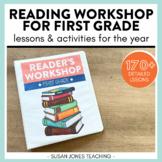 Reader's Workshop for First Grade - GROWING BUNDLE!