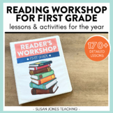 Reader's Workshop for First Grade - GROWING BUNDLE!