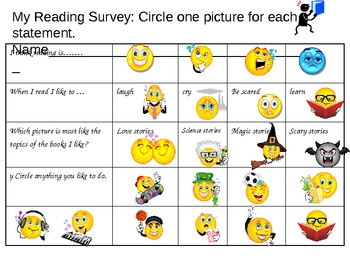 Reader's Accountability Packet