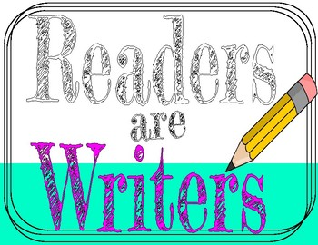 Readers Are....