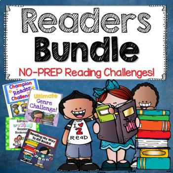 Readers Bundle!