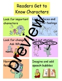 Readers Get to Know Characters by Performing Books Charts