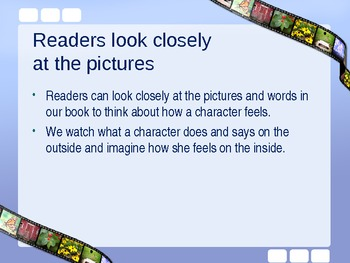 Readers Get to Know the Characters in their Books