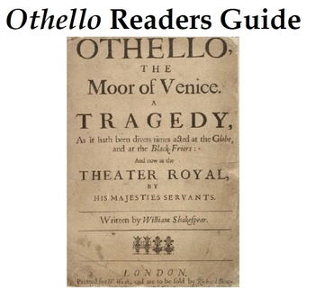 Readers Guide for Othello