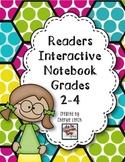 Readers Interactive Notebook